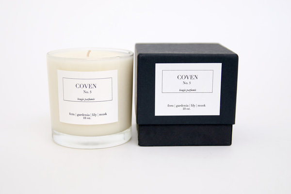Coven Candles No. 5 Candle