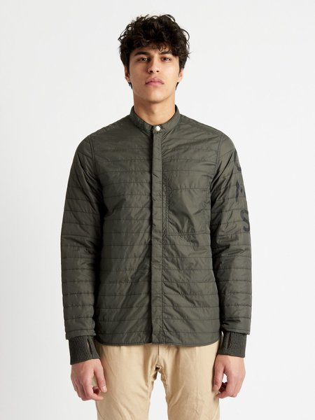 ONS x Abasi Rosborough QUILTED SHIRT