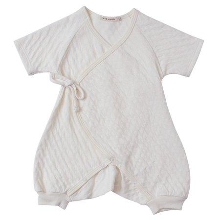 Kids Tane Short Sleeve Kimono Romper