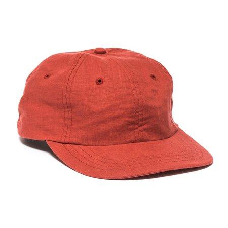 MAPLE Linen Mesa Cap - Red