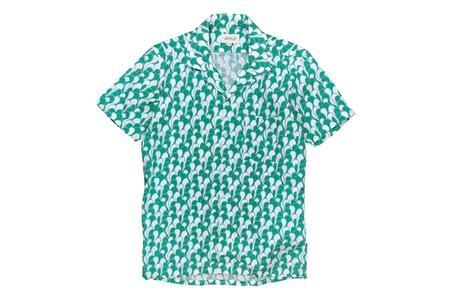 Afield Selleck Shirt - Cine Waves