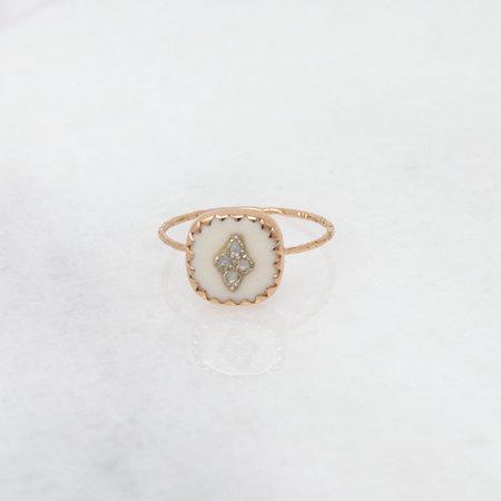 Pascale Monvoisin Pierrot Ring