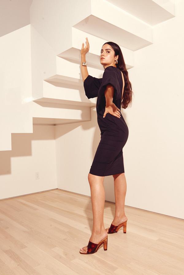 Kamperett Varo Dress in Black