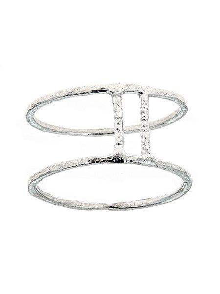 Nettie Kent Jewelry MARIS RING - STERLING SILVER
