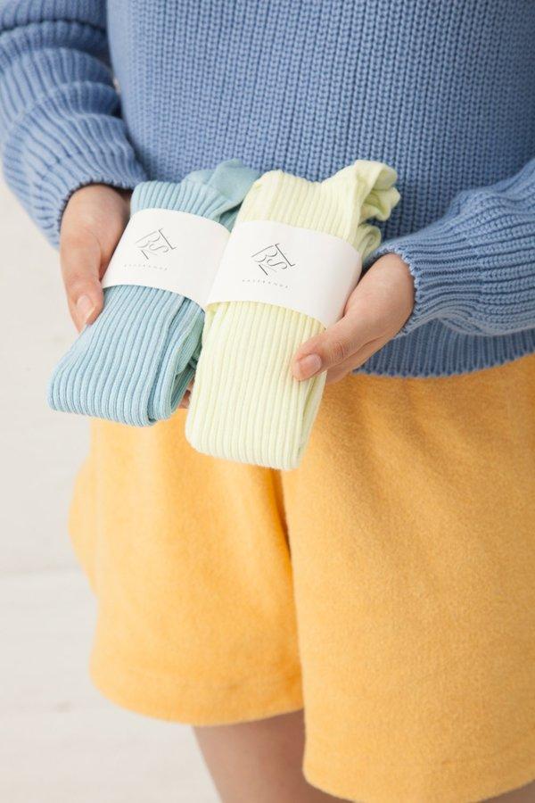 Baserange Overknee Rib Socks