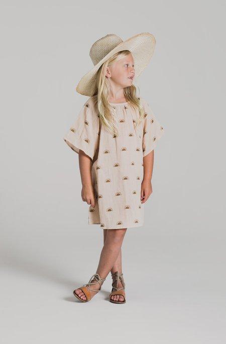Kids Rylee & Cru JAIME DRESS - SUNSET PRINT