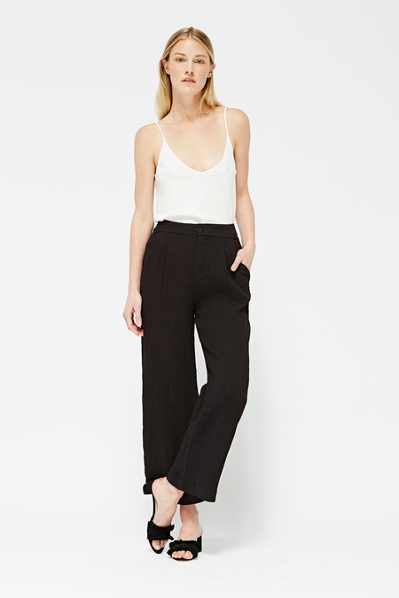 Lacausa Azalea Trousers in Tar