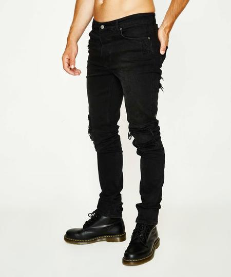 Ksubi Chitch Boneyard Black