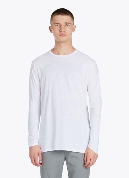 Zanerobe Flintlock Long Sleeve T-Shirt - White