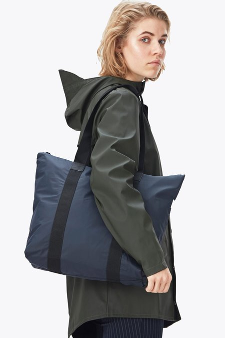 Rains Tote Bag - Blue
