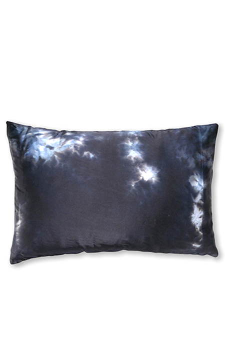 UPSTATE Silk Pillow In Midnight