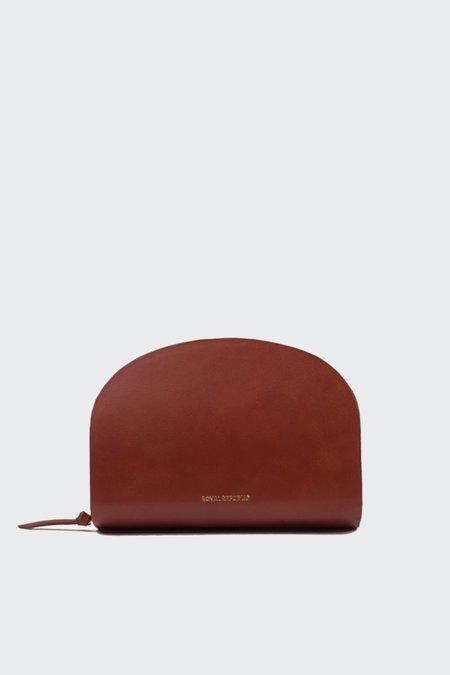 Royal Republiq Galax Curve Handbag - Cognac