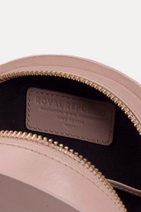Royal Republiq Galax Round Evening Bag - Nude