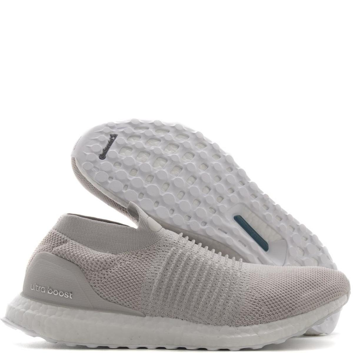 6e4abc26f258 Adidas Ultraboost Laceless Sneakers - Chalk Pearl