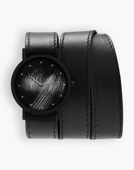 Unisex South Lane Avant Surface Watch - Triple Black