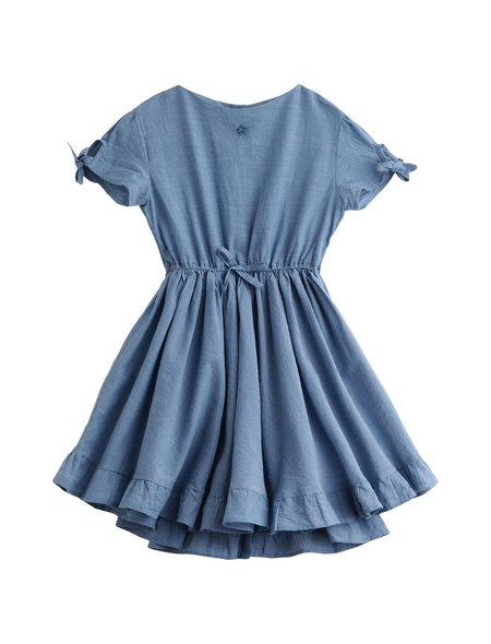 Kids Tocoto Vintage Chambray Dress