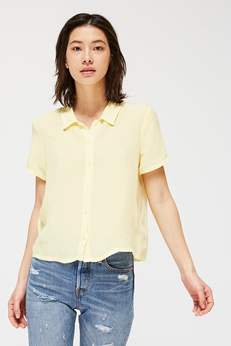 Lacausa Button Blouse