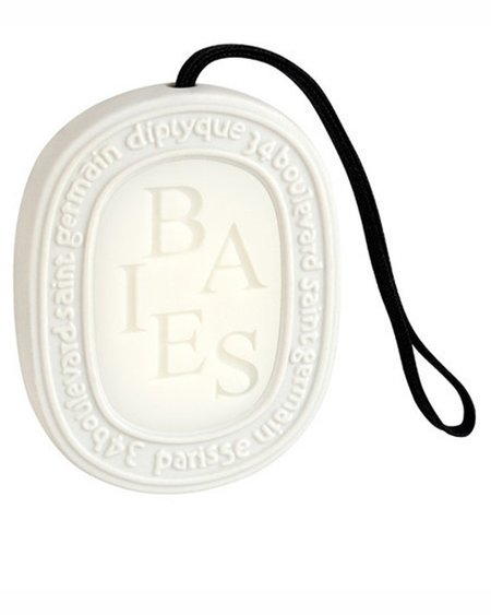Diptyque Paris Scented Oval - Baies