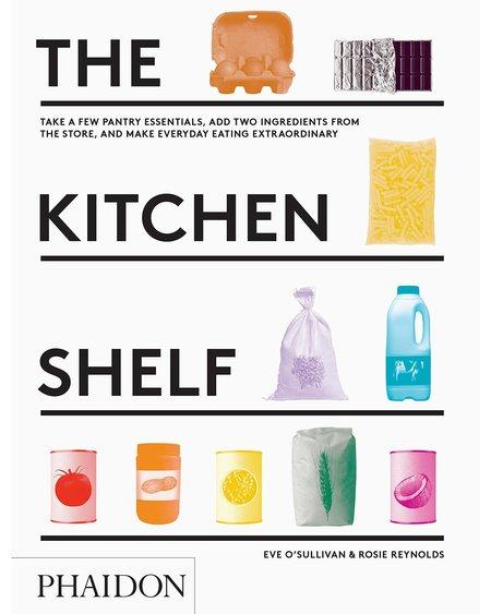 Phaidon - The Kitchen Shelf