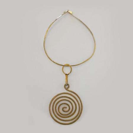 Pied Nu Vintage Necklace Carole Tanenbaum 1960s