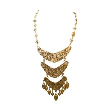 Pied Nu Vintage Necklace Composition