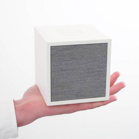 Tivoli Audio Cube Wireless Speaker - White