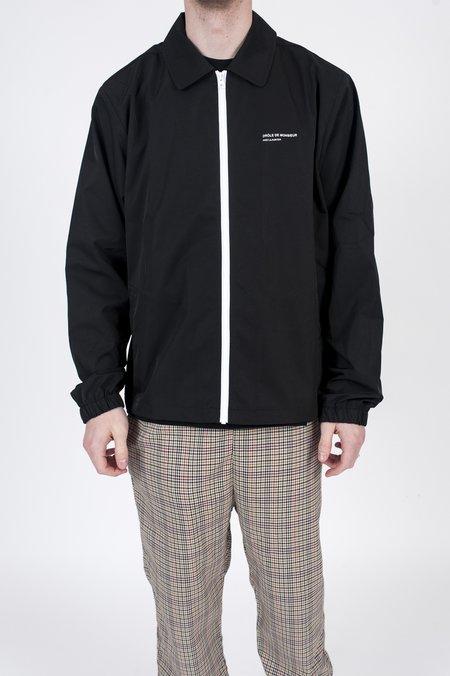 Drôle de Monsieur Zipped NFPM Jacket - Black