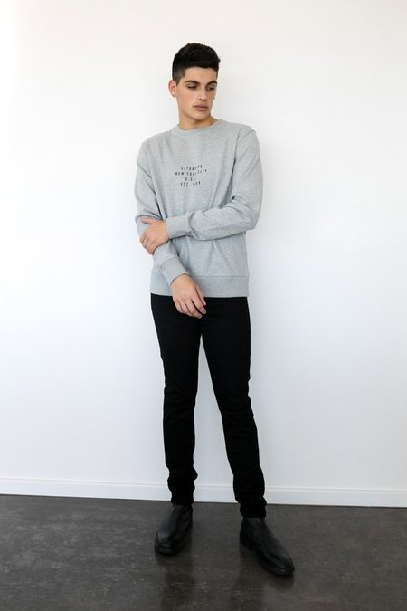 Saturdays NYC Saturday's Bowery Sweatshirt