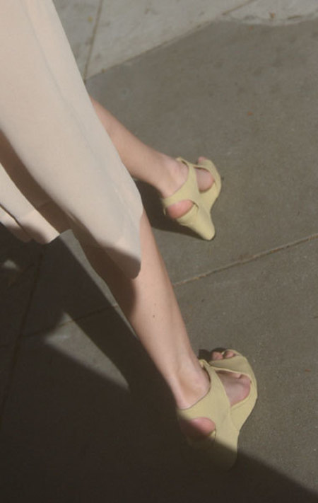 Slow and Steady Wins The Race Wedge Sandal