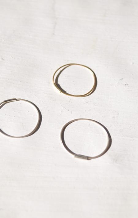 Saskia Diez Superfine Ring - Silver