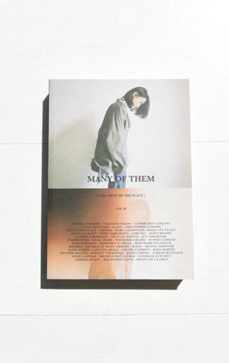 Many of Them Magazine Vol. 3