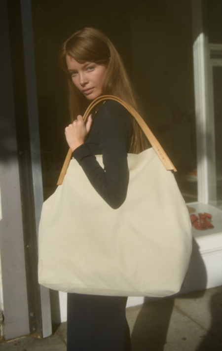 Vintage Small Trade Company Oversized Tote