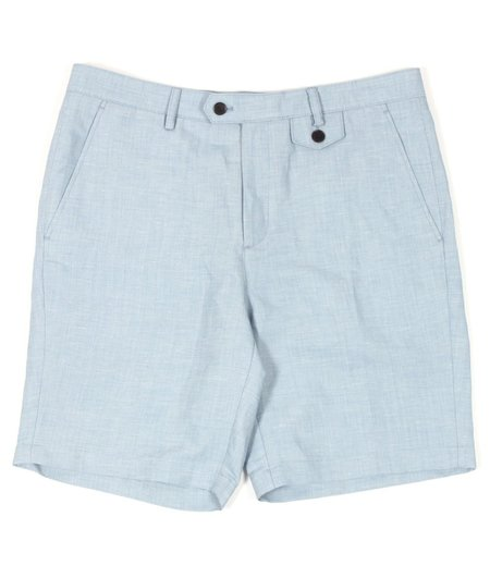 AFIELD LINEN TRICKER SHORTS