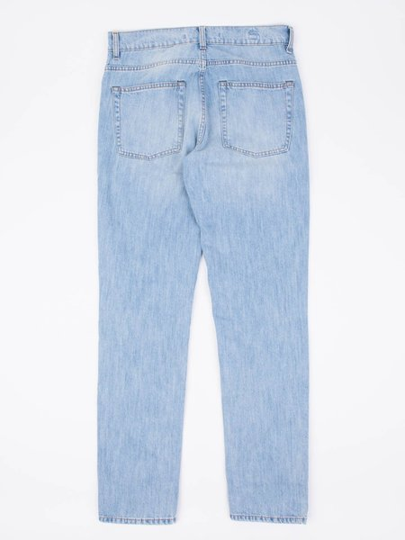 Norse Projects Norse Slim Denim Sunwashed