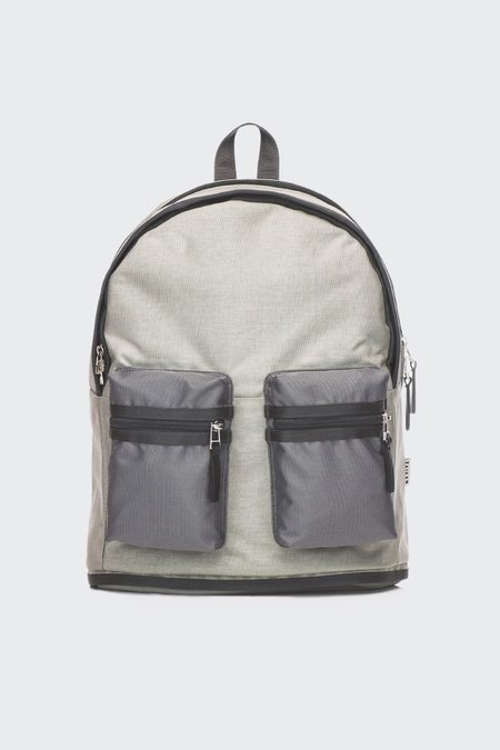 TAIKAN EVERYTHING Spartan Backpack - Grey/Grey