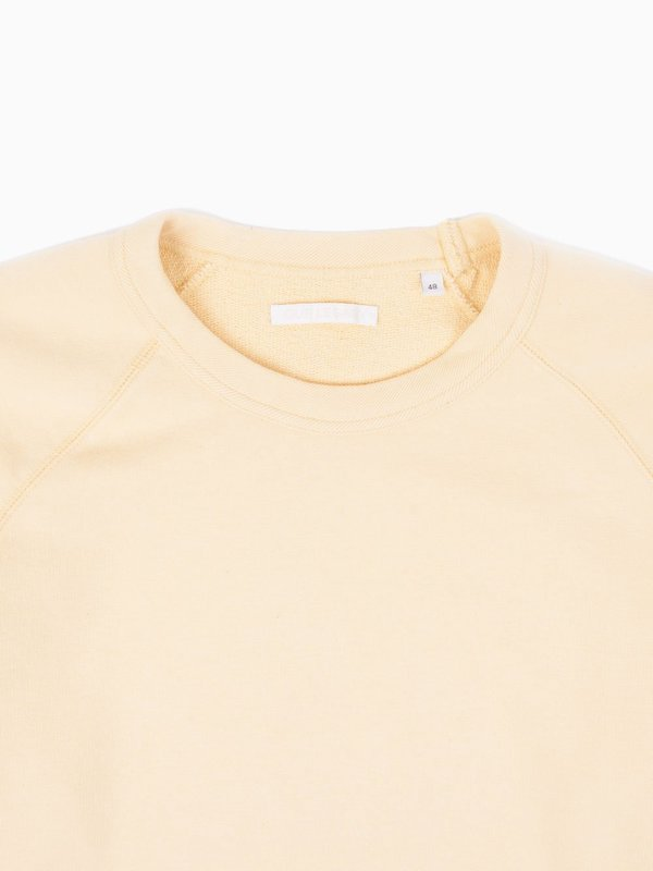 Our Legacy 50's Great Sweat Sun Yellow