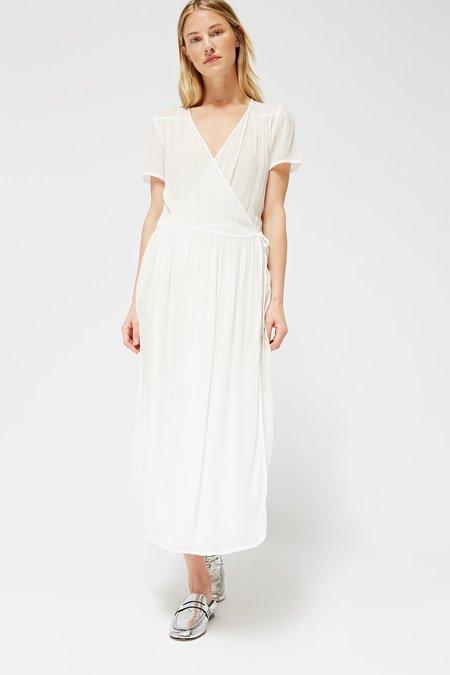 Lacausa Pantry Dress - Whitewash