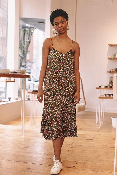 Ganni Joycedale Strap Dress - Multicolor