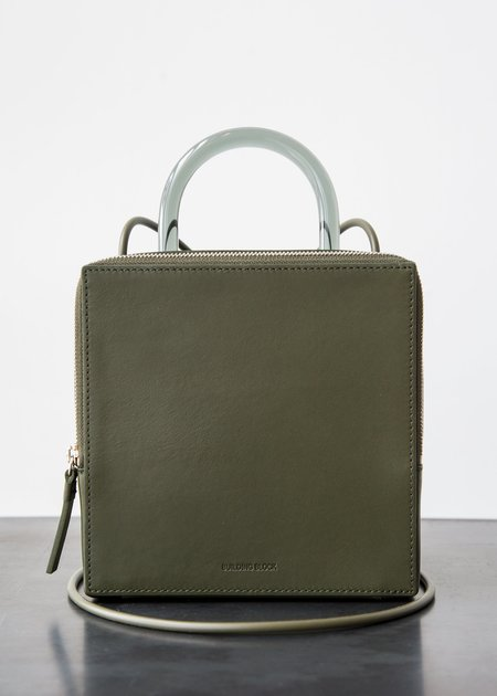 Building Block Box Bag - Kombu