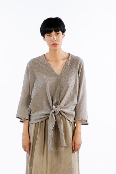 Miranda Bennet Kahlo Top Cotton Gauze in Piedmont
