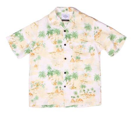 Portuguese Flannel Polinesia Short-Sleeve Shirt