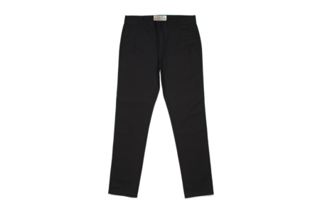 Milworks Taper Fit Chino - Black