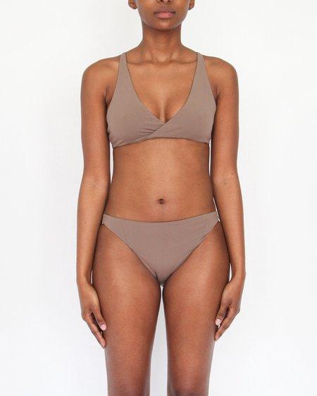 Esby Swim Bridgett Bikini Bottom - Pecan