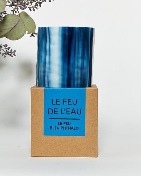 Le Feu De L'eau Bleu Phthalo: Night Jasmine