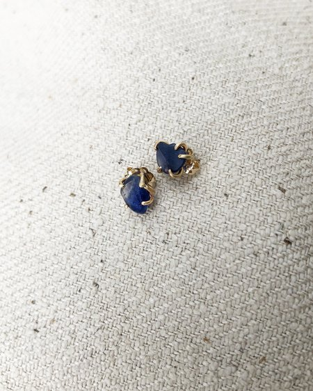 variance Sapphire Small Studs