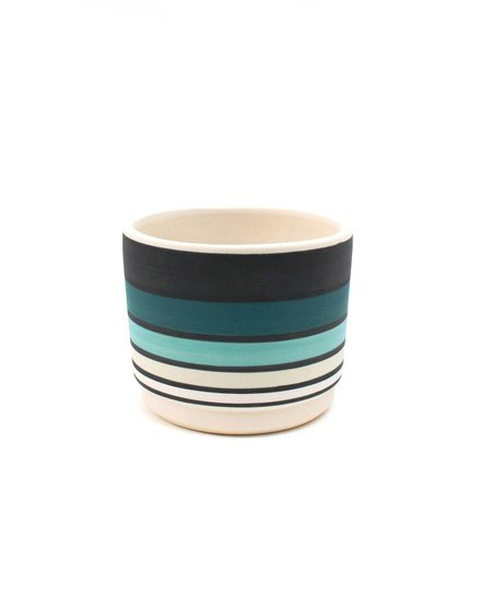 CLAYSTREET CERAMICS Small Planter - Ocean