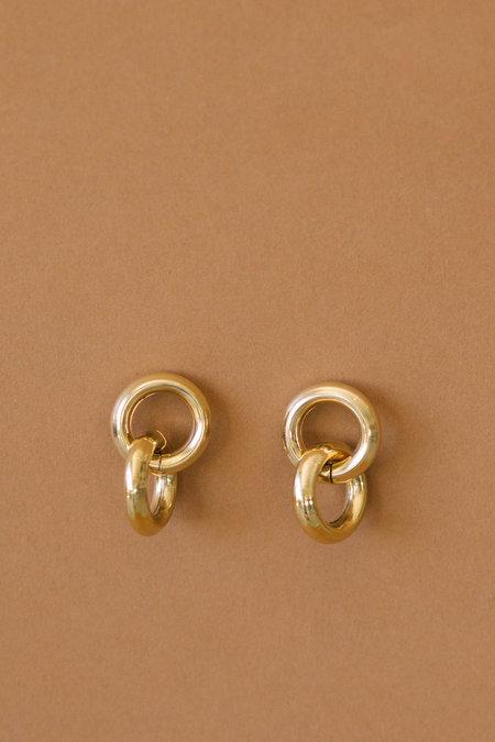 Laura Lombardi Link Earrings