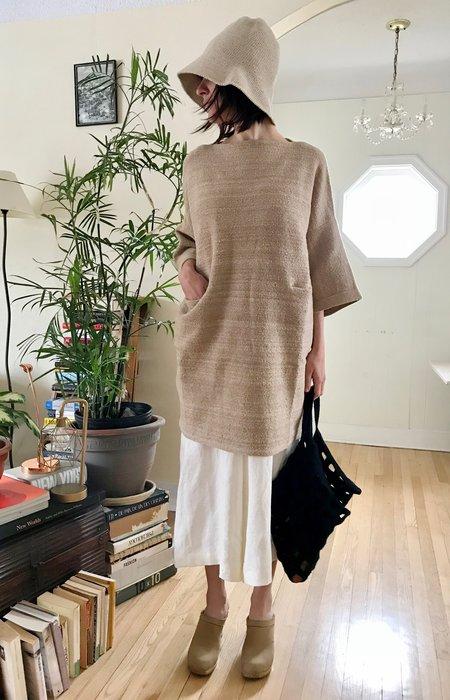 Lauren Manoogian Crochet Grid Bag in Black