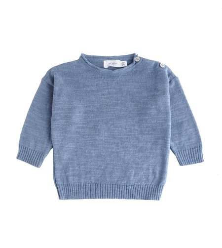 Kids Tocoto Vintage Baby Walker Sweater
