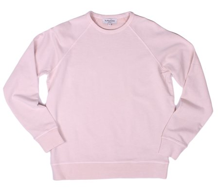 YMC Schrank Raglan Sweat - Pink